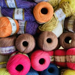 lana viscosa vihilos y lanas para tejer